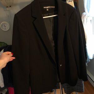 Karl Lagerfeld sz 14 blazer